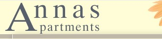 Annas Apartments logo