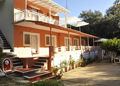 Locations de vacances -  - Paraskevi Apartments & Studios