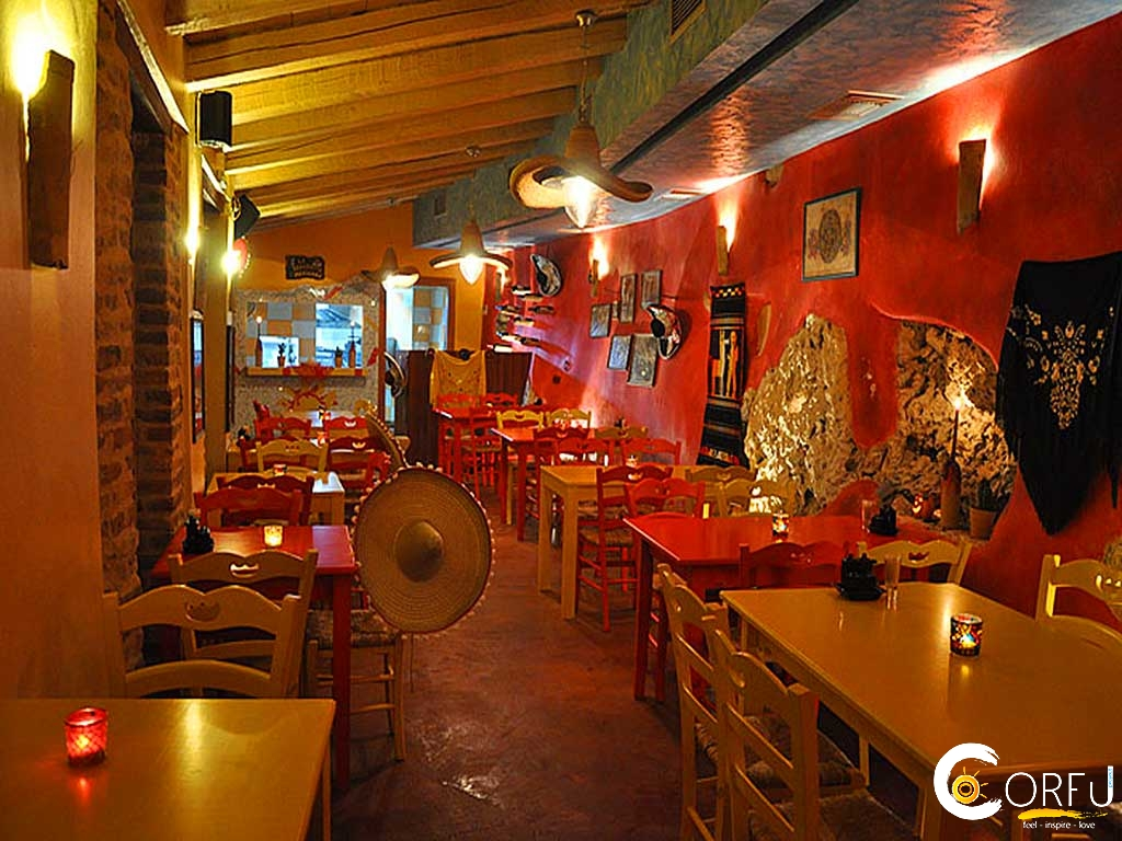 Corfu Restaurants -  - La Tabernita Mexicana