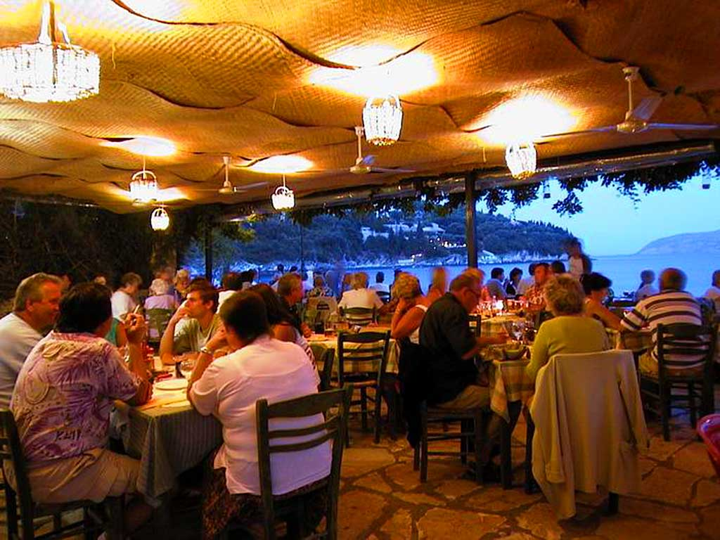 Corfu Restaurants -  - Thomas Restaurant