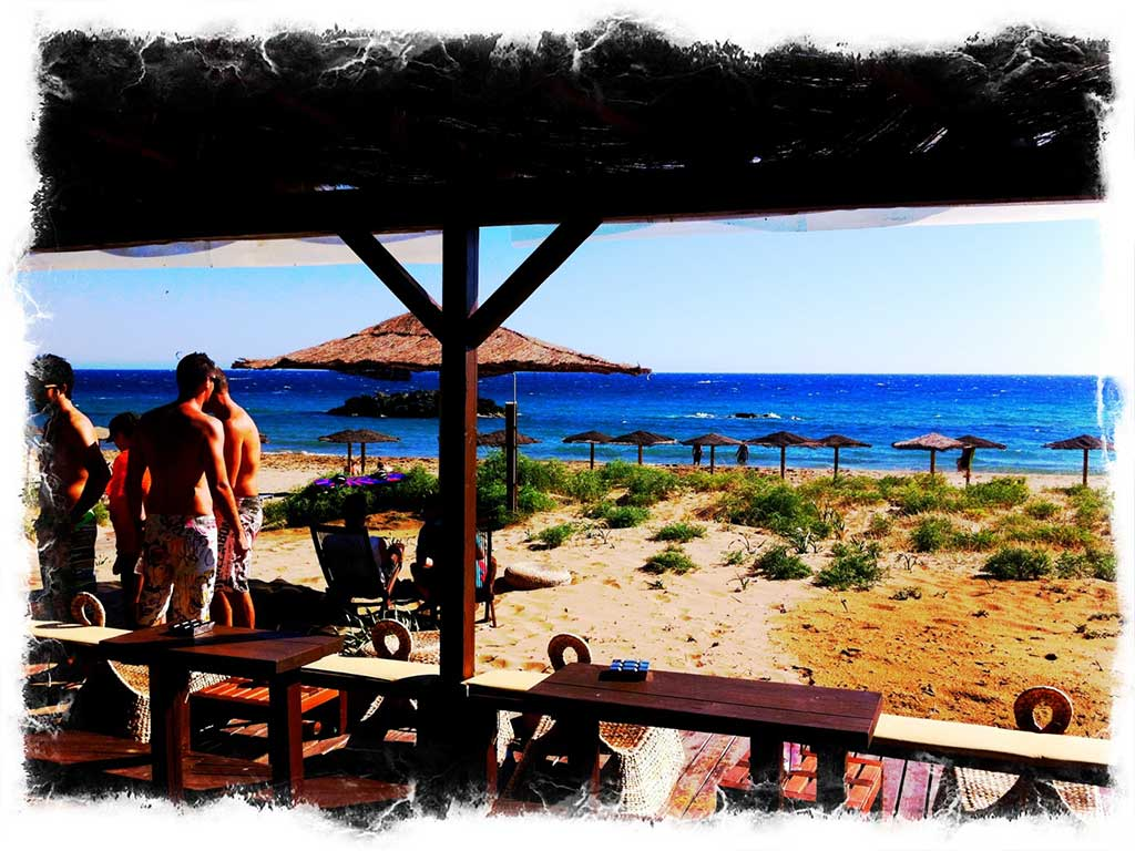 Corfu Beach Bars -  - TAYO Beach Bar