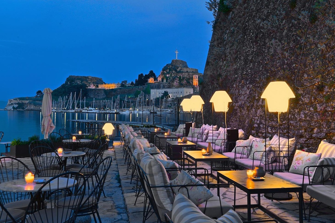 Corfu Beach Bars -  - Imabari Beach Bar