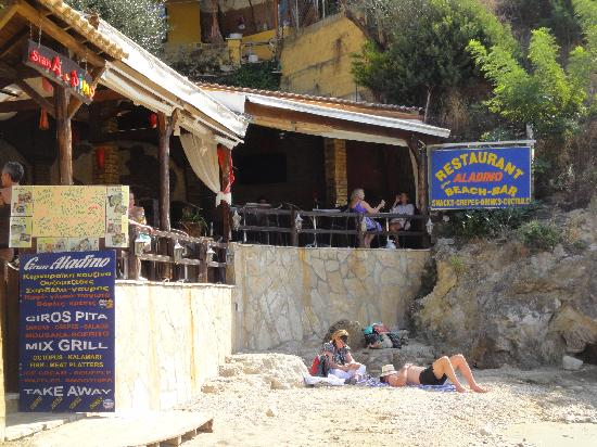 Corfu Beach Bars -  - Gran Aladino Beach Bar