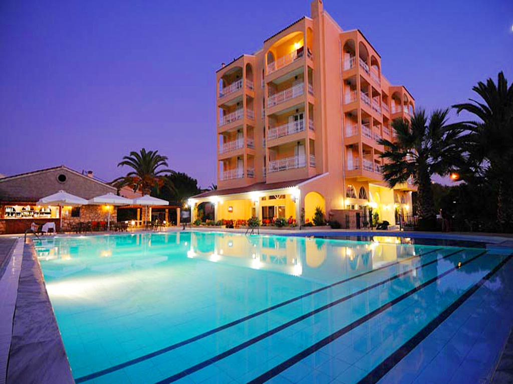 Hôtels -  - Sunset Hotel Corfu
