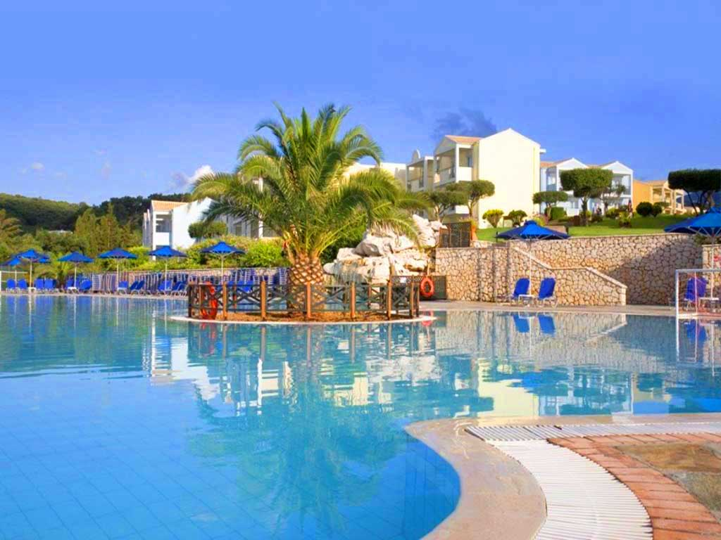 Corfu Hotels -  - Mareblue Beach Corfu Resort