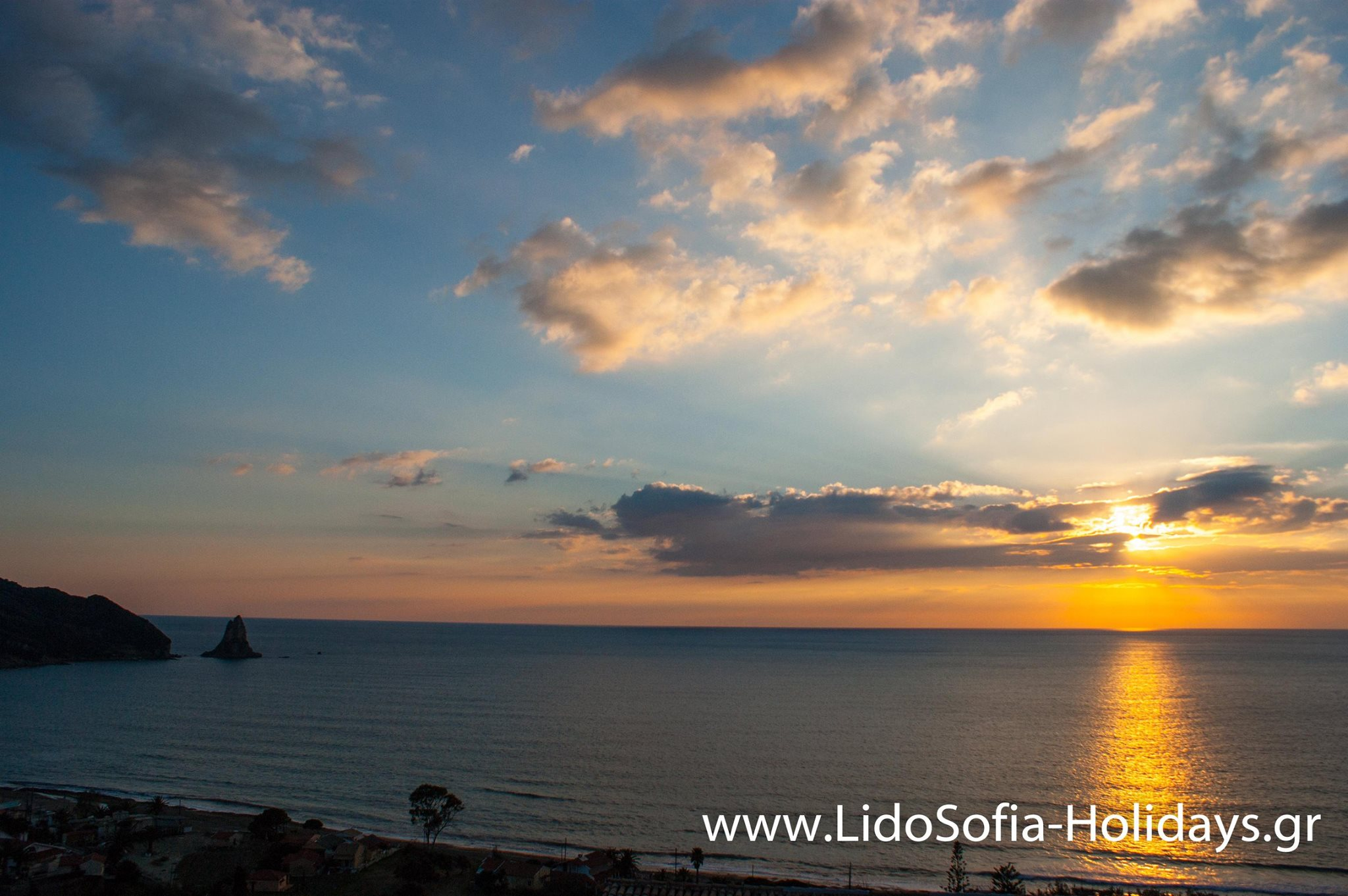 Lido Sofia Holidays Apartments Agios Gordios