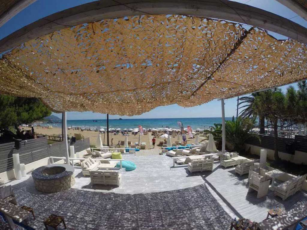 Corfu Beach Bars -  - Nagual Beach Bar