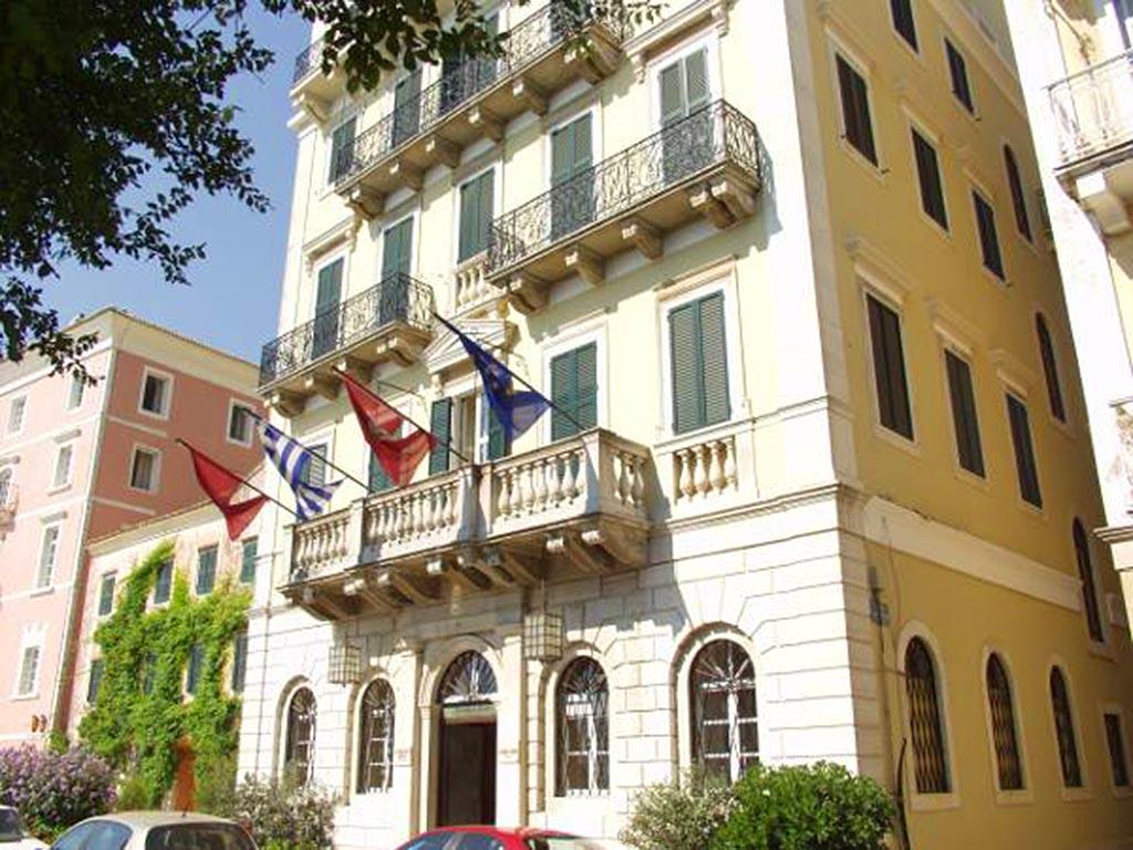 Cavalieri Hotel logo