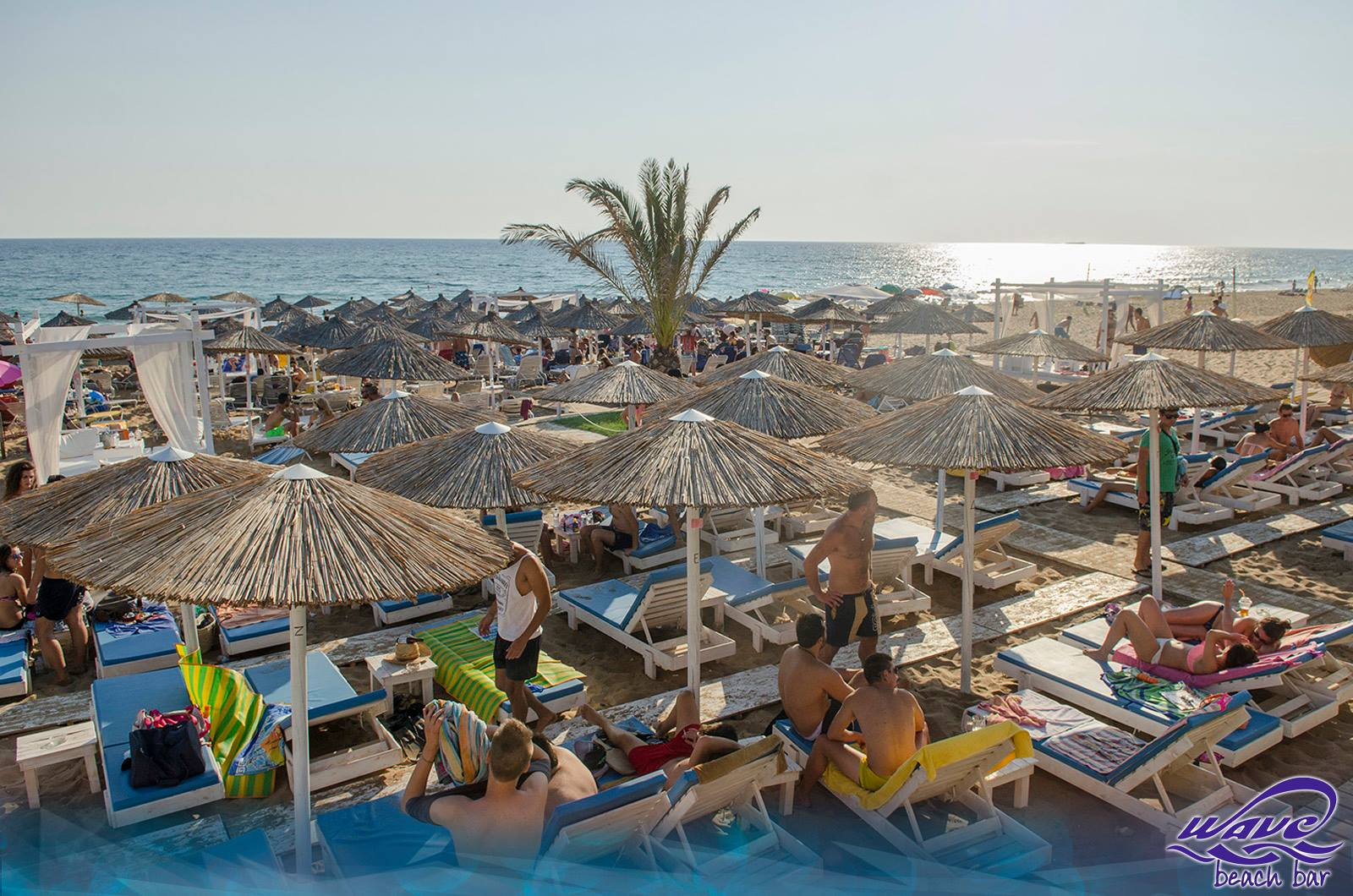 Corfu Beach Bars -  - Wave Beach Bar