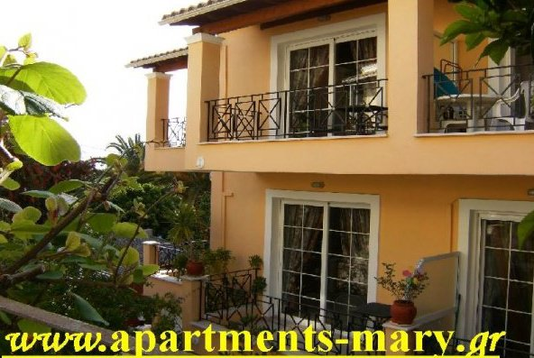 Corfu Holiday Rentals -  - Apartments Mary