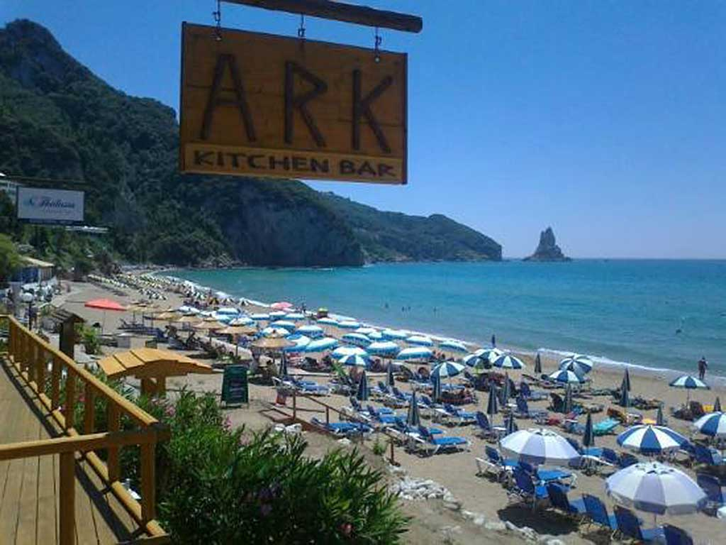 Corfu Beach Bars -  - ARK Kitchen Bar