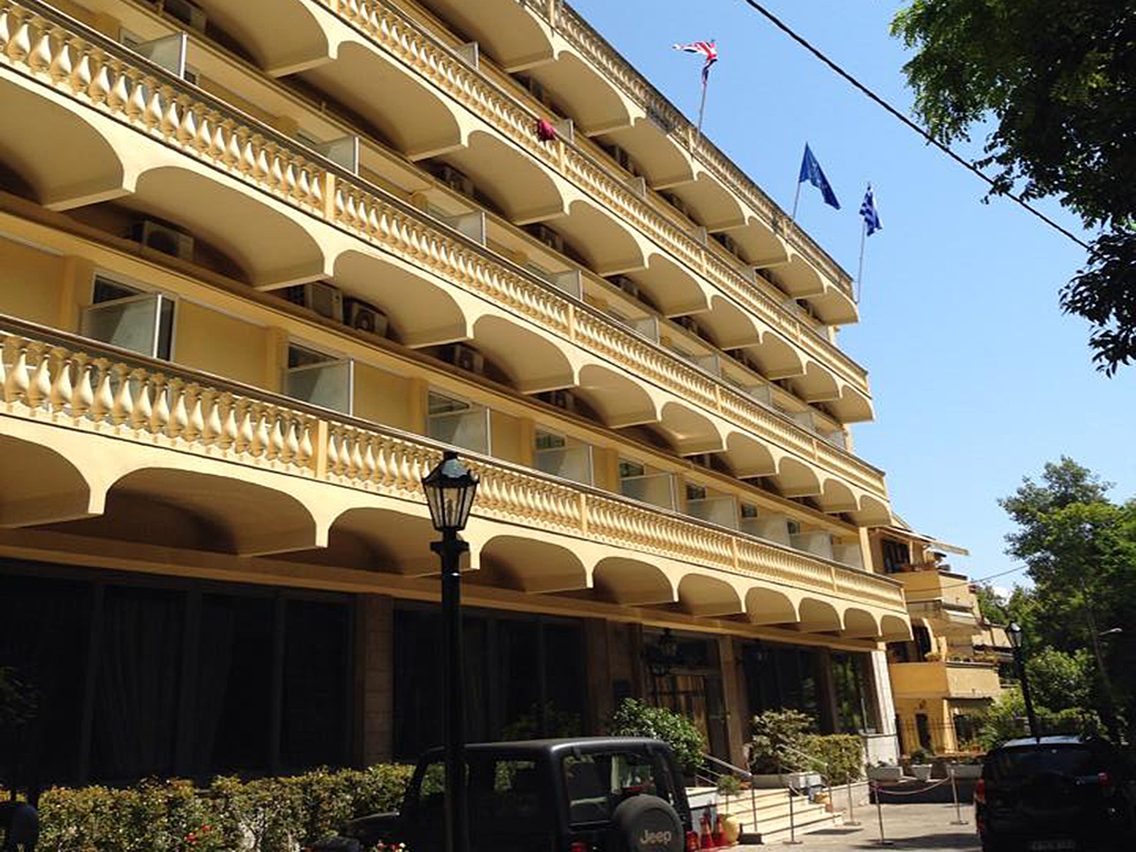 Hôtels -  - Arion Hotel Corfu