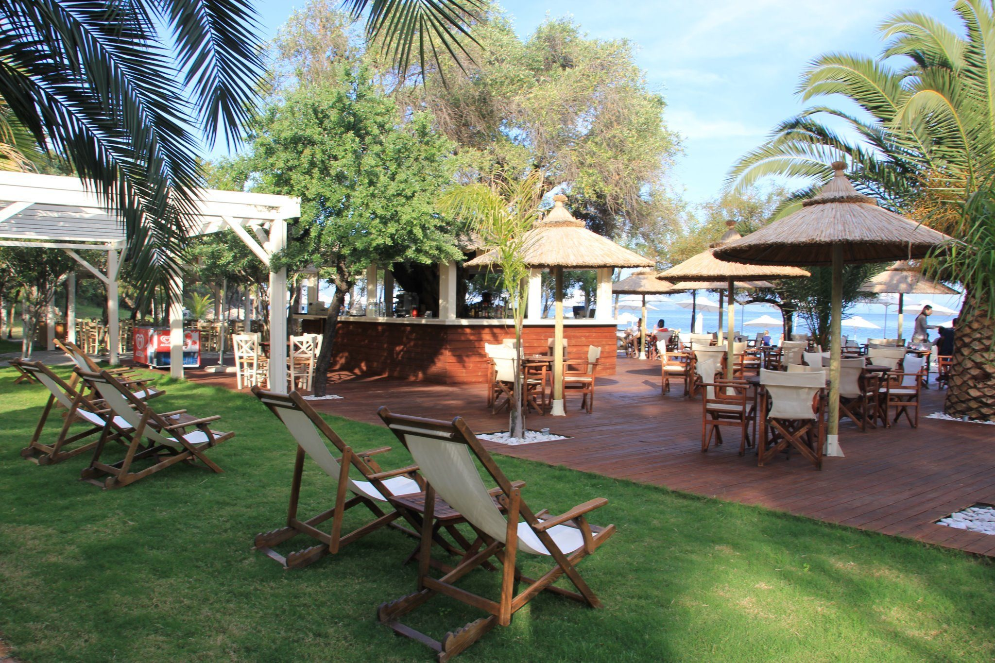 Corfu Beach Bars -  - Bahia Mare Beach Bar