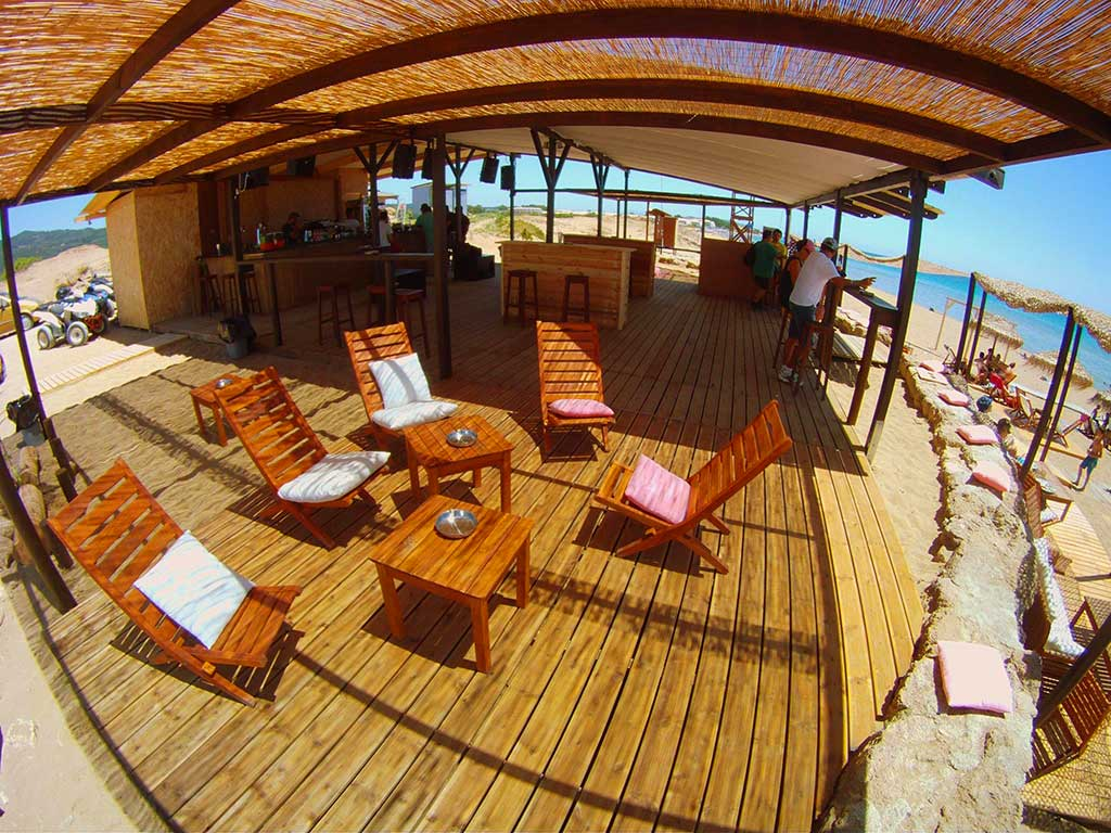 Issos Paradise Beach Bar
