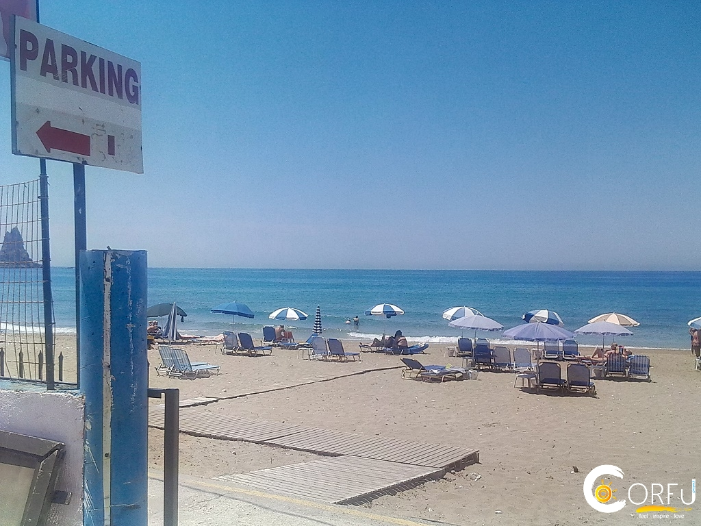 Aparcamiento -  - Agios Gordios Parking