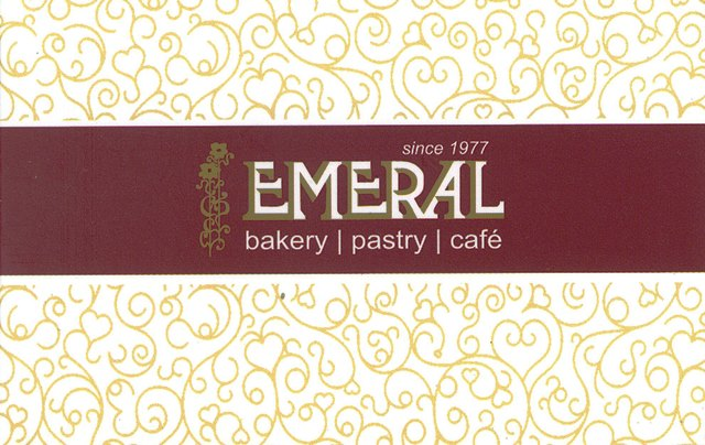 EMERAL Bakery Pastry Shop Cafe  logo