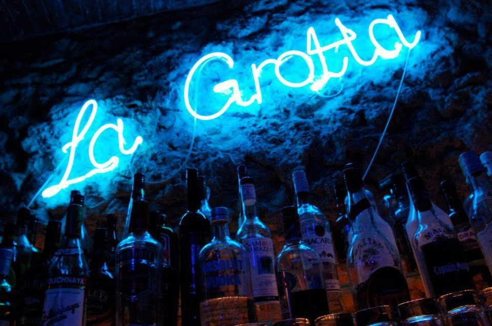 Corfu Beach Bars -  - LA GROTTA BAR