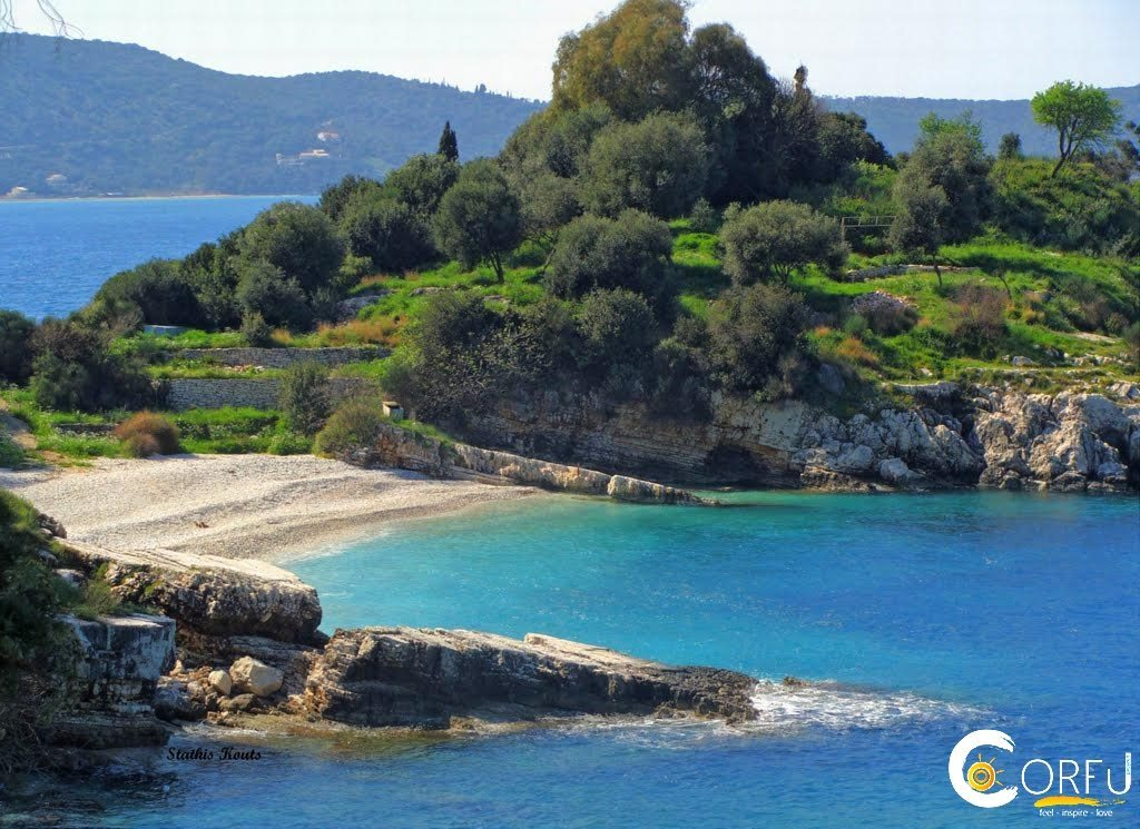 Best Places In Corfu Island
