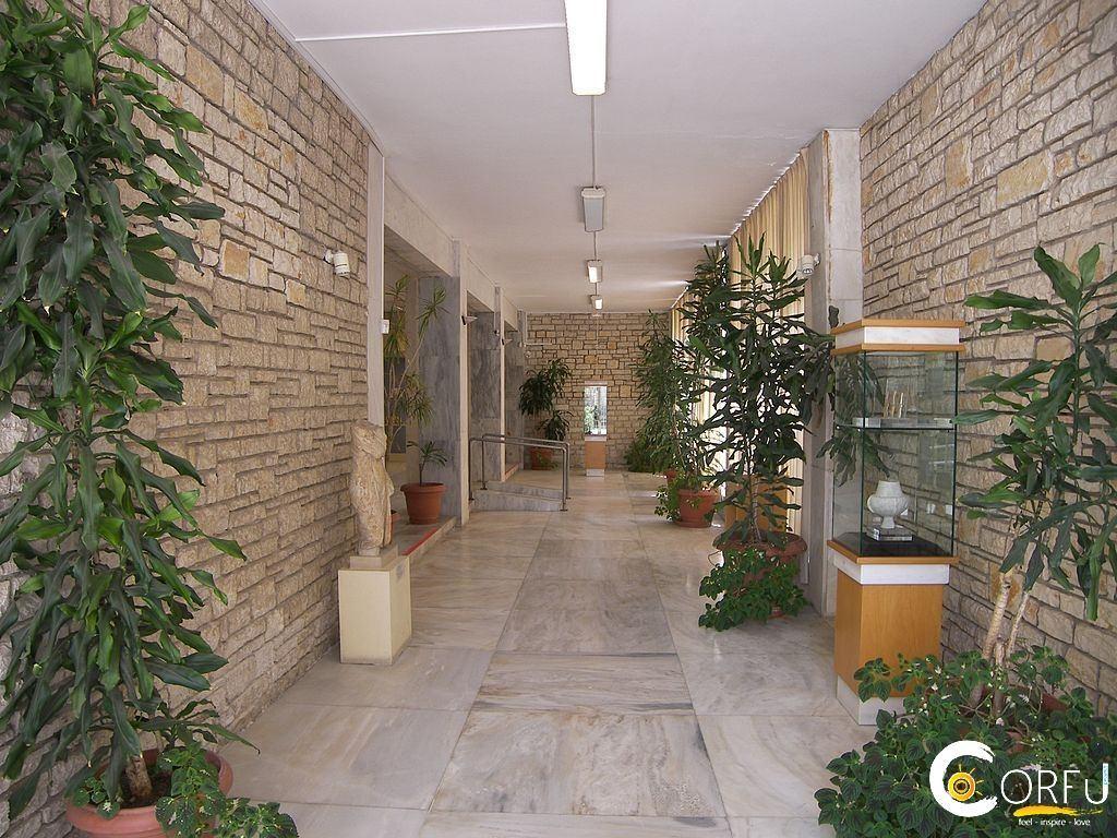 Archaeological Museum of Corfu