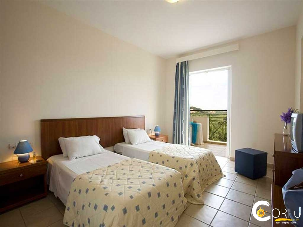 Корфу corfu mareblue beach resort 4