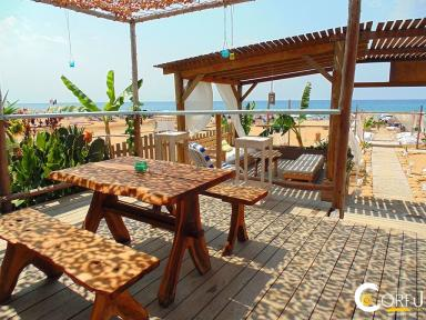Sirens Lounge Cafe Beach Bar Marathias Beach