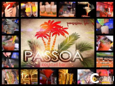 Passoa Cocktail Bar