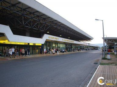 "Corfu International Airport ""Ioannis Kapodistrias"""