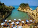 Corfu Beaches - Canal d' Amour