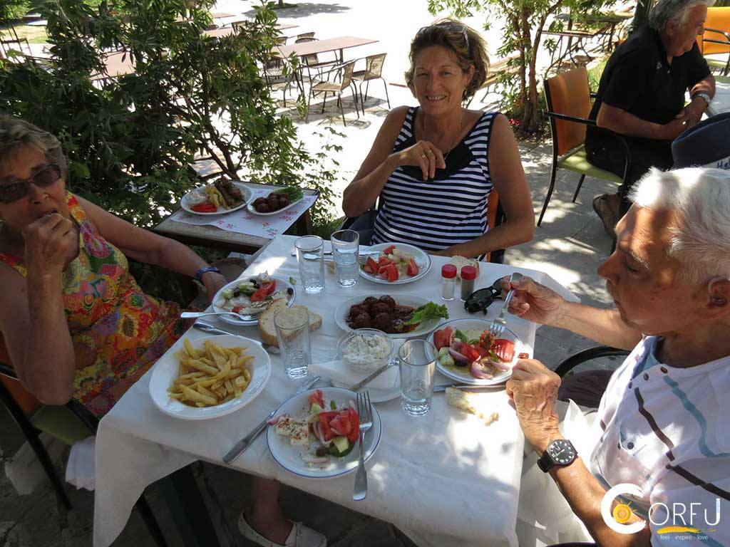 Traveler: Marie-Therese POUGET at Village Kastellani Mesis (Middle)
