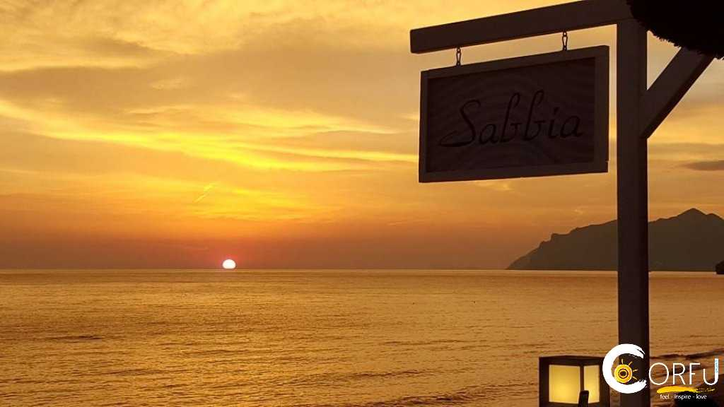 Traveler: Giannis Agathos at Sabbia all Day & Night Restaurant Beach Bar