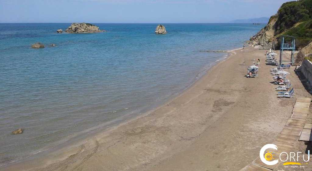 Traveler: Giannis Agathos at Playa Prasoudi