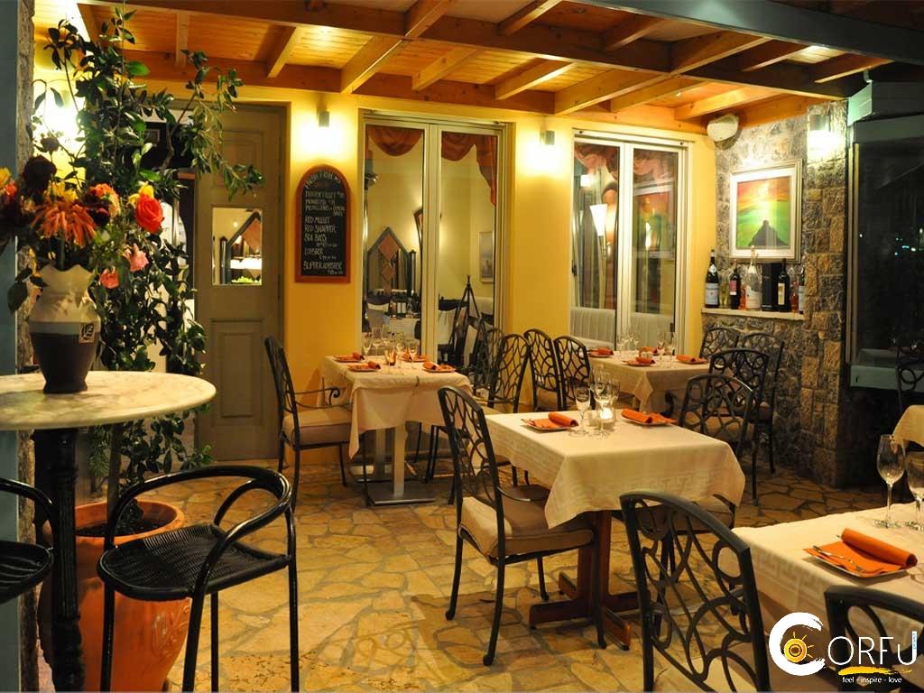 Trilogia Restaurant logo