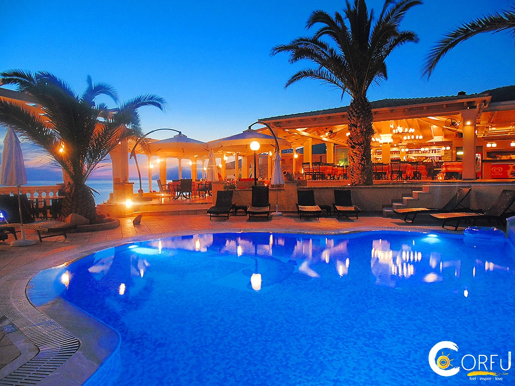 Corfu Restaurants -  - Sea Breeze Seaside Restaurant