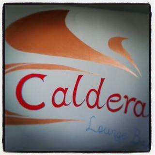 Caldera Lounge Bar logo