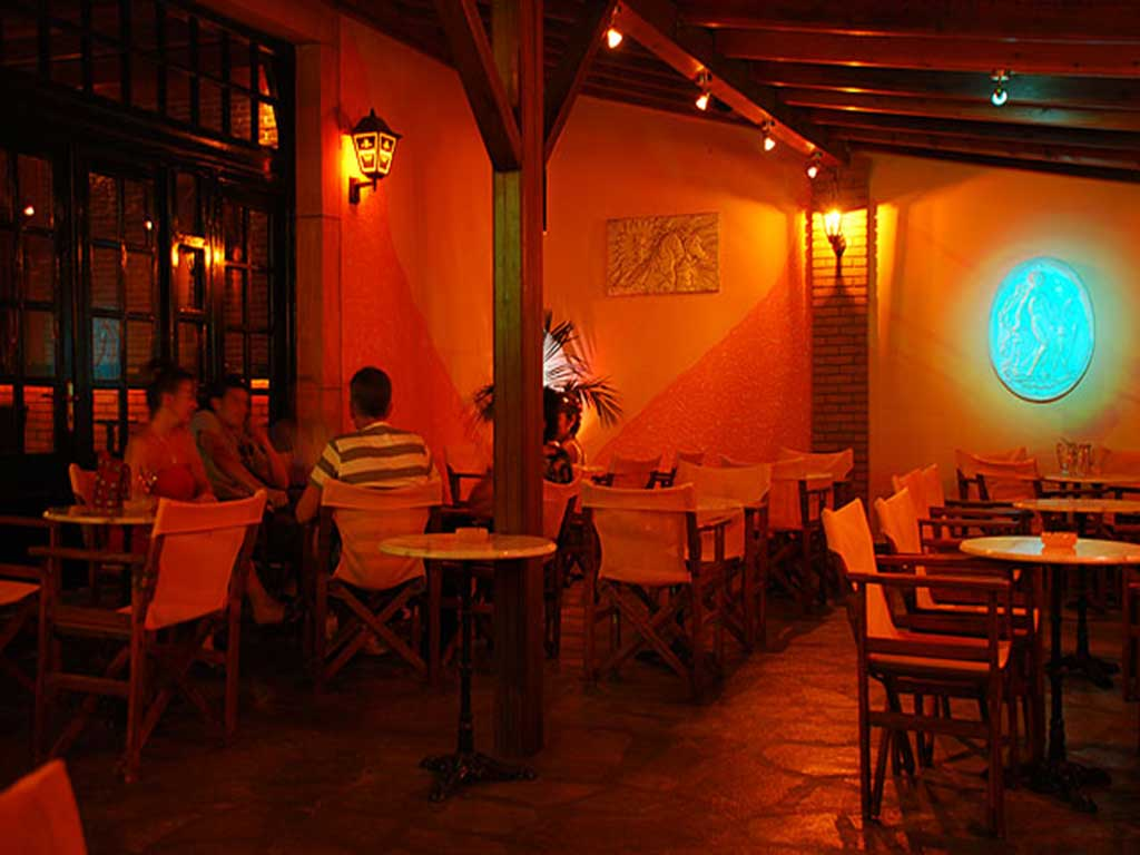 Corfu Cafe Bars -  - Cactus Bar