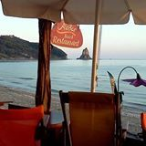 Corfu Restaurants -  - Alobar Beach Bar Restaurant