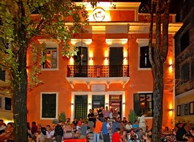 Corfu Cafe Bars -  - Base Music Bar
