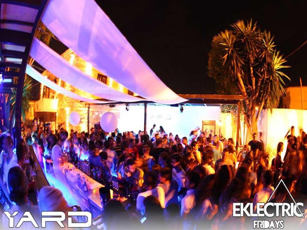 Clubs -  - Yard Bar