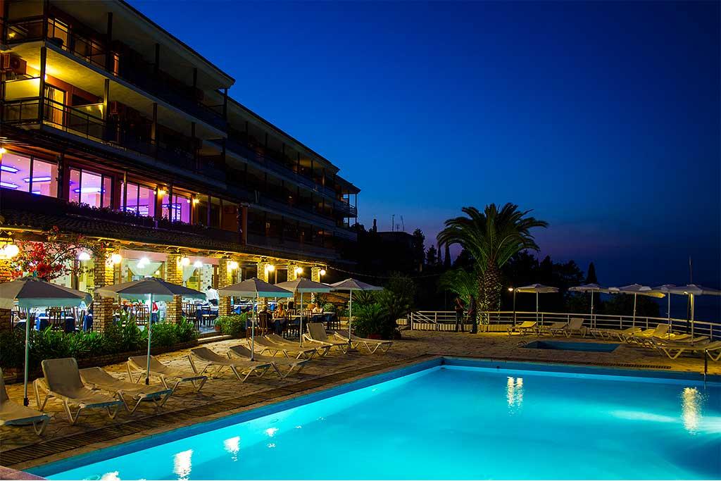 Corfu Maris Bellos Hotel logo