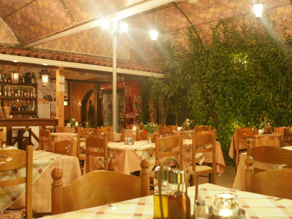 Corfu Restaurants -  - Harry's Taverna