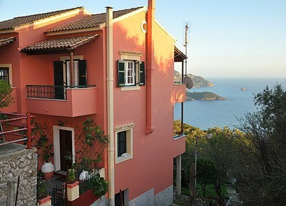 Corfu Villas for Rent -  - Tango Villa