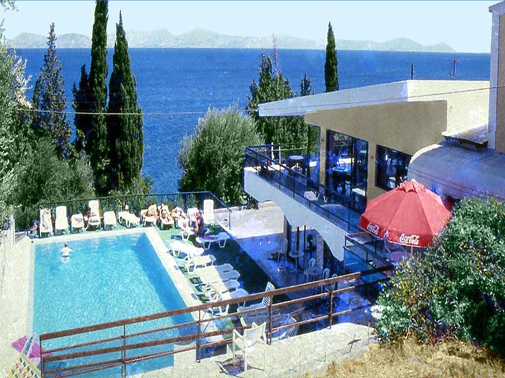 Karina Hotel Corfu logo
