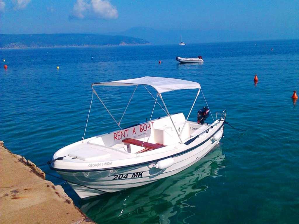 Nissaki Boat Rental logo