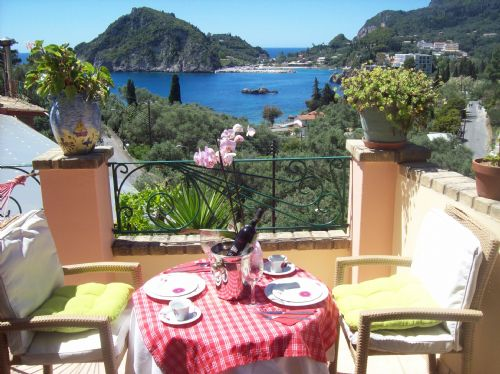 Corfu Holiday Rentals -  - Tango Apartments & Studios