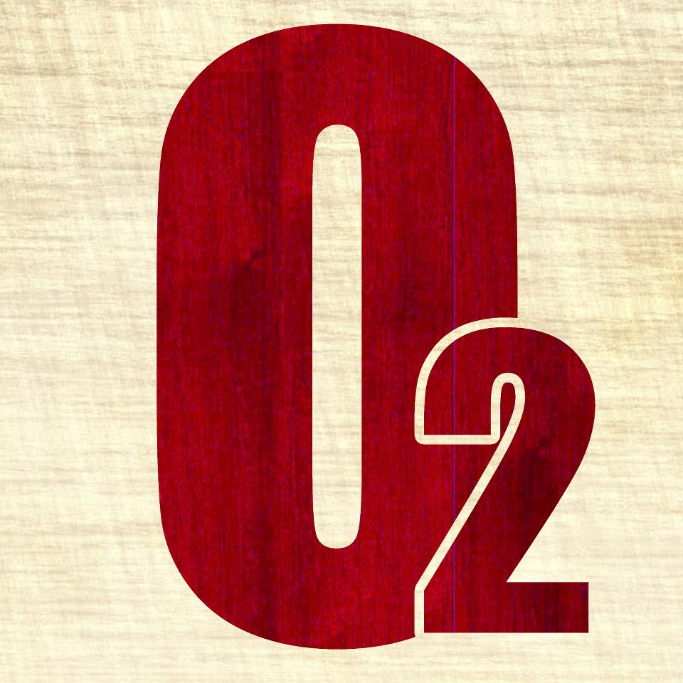 O2 Cafe Bar logo