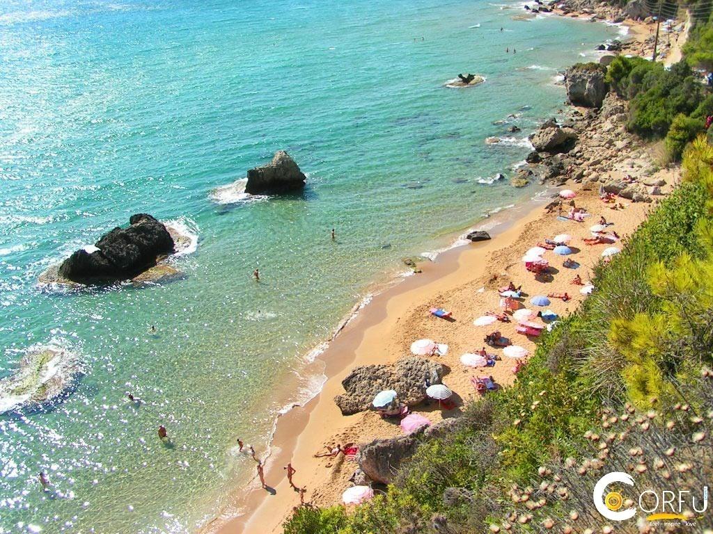 miritiotisa beach Photo from Myrtiotissa in Corfu   Greece.com