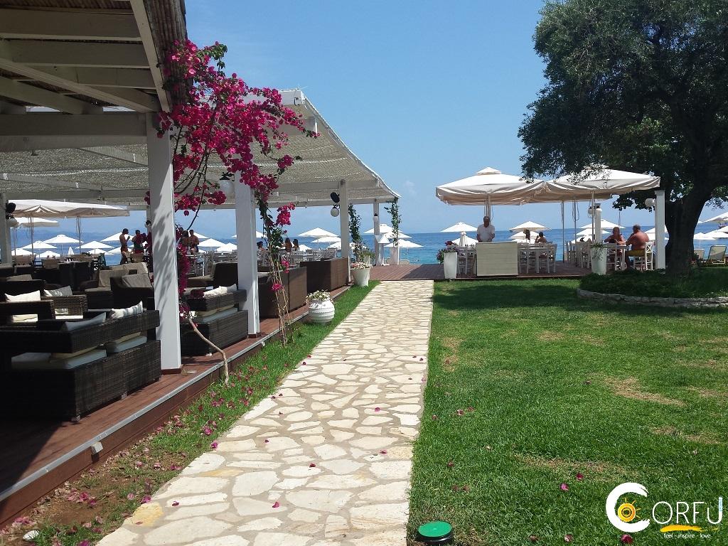 Blu Seaside Cafe Bar