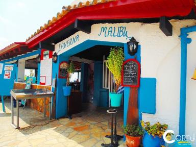 Taverna Malibu Agios Georgios South