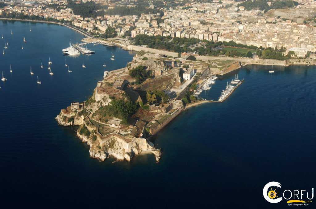 Traveler: Giannis Agathos at Old Fortress